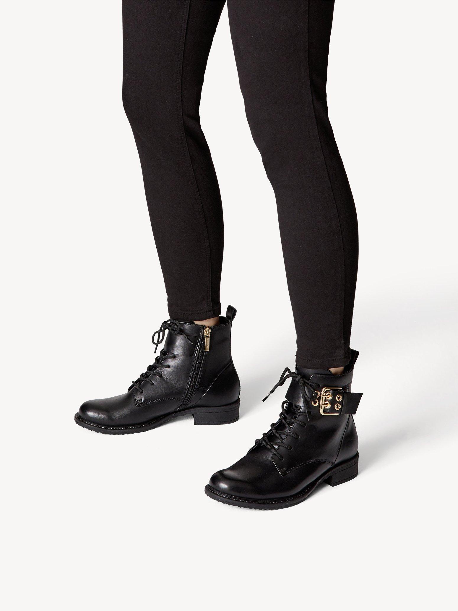 Ботинки Tamaris 1-1-25100-27-001 фотография