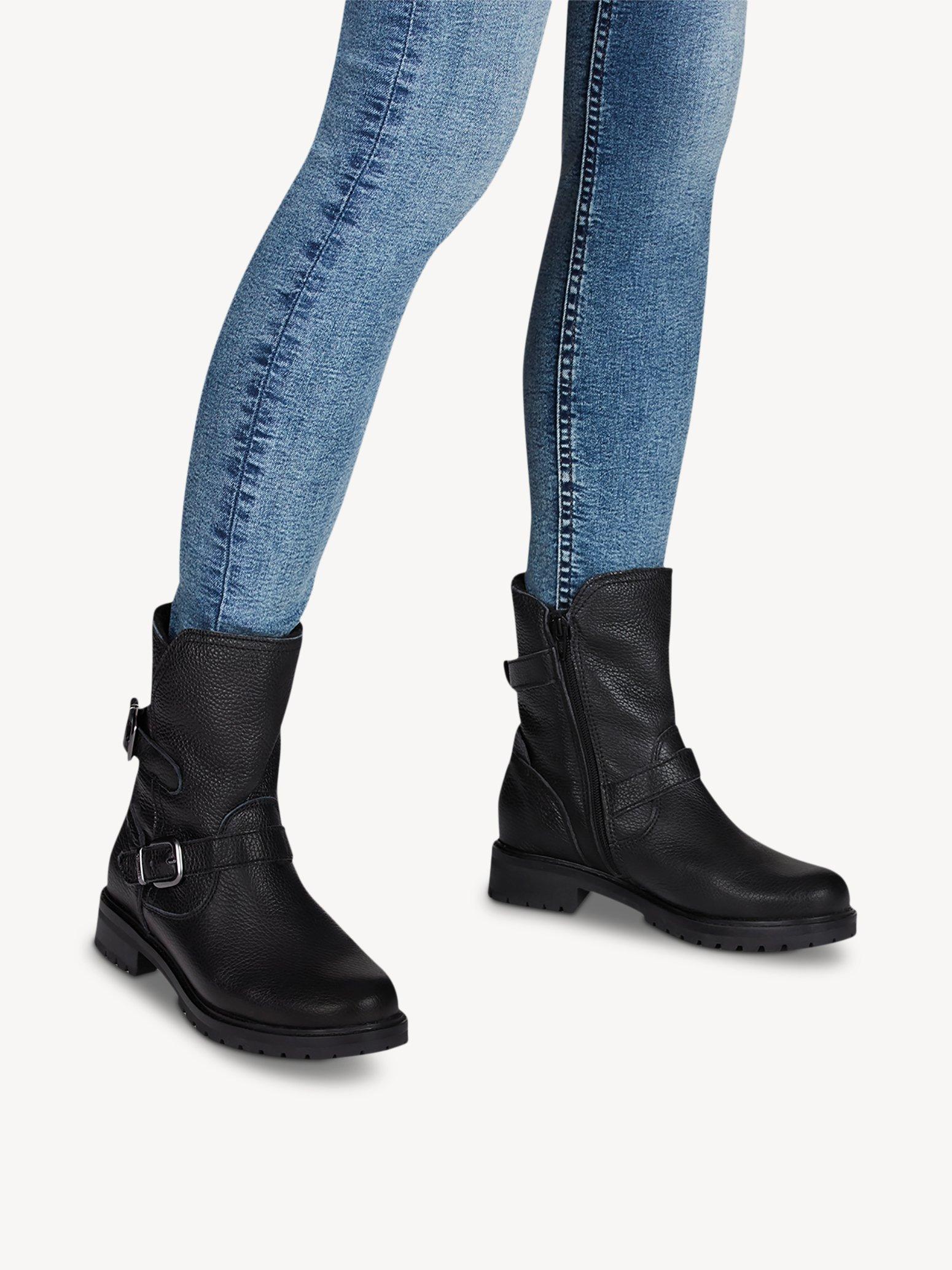 Ботинки Tamaris 1-1-26487-25-001 фотография