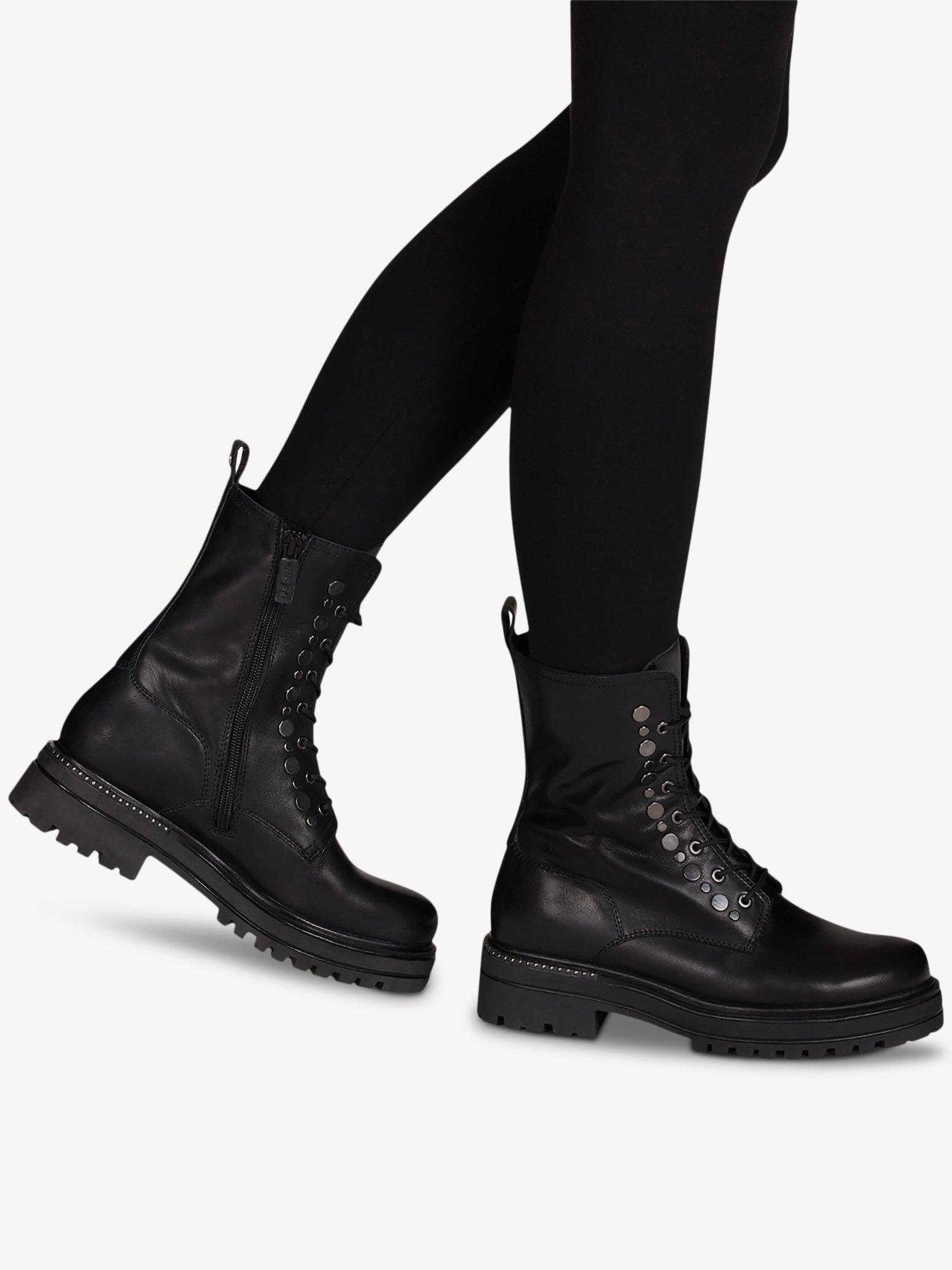 Ботинки Tamaris 1-1-25235-25-001 фотография