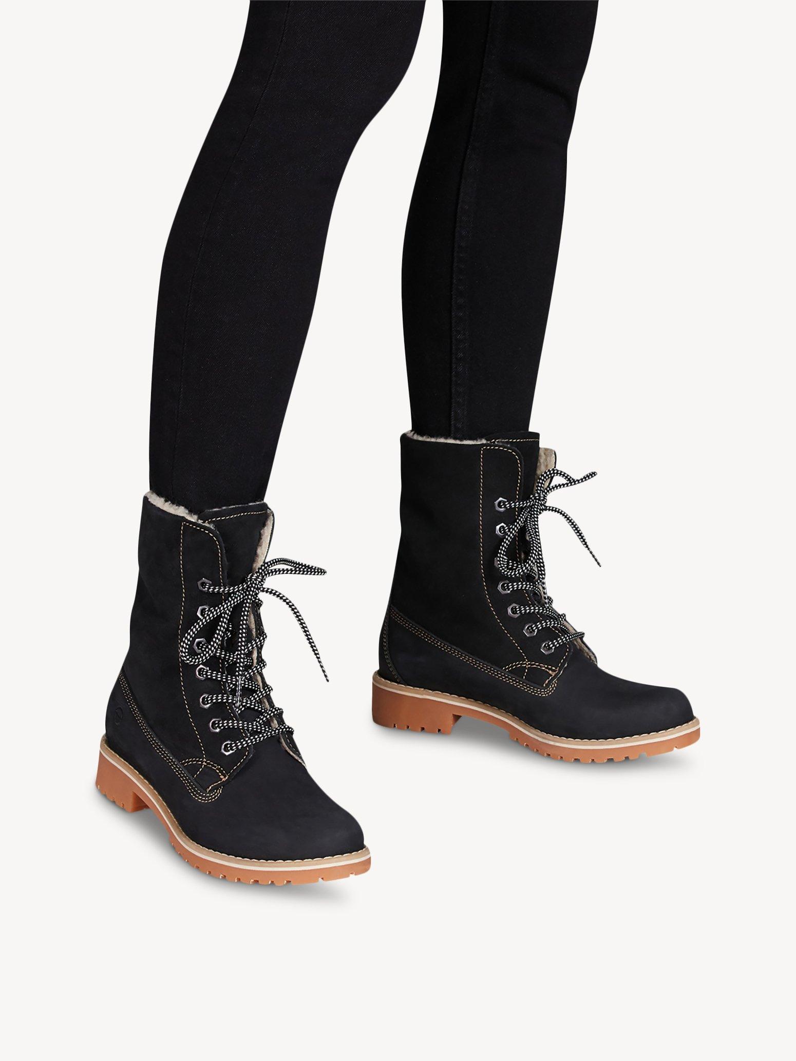 Ботинки Tamaris 1-1-26443-25-001 фотография