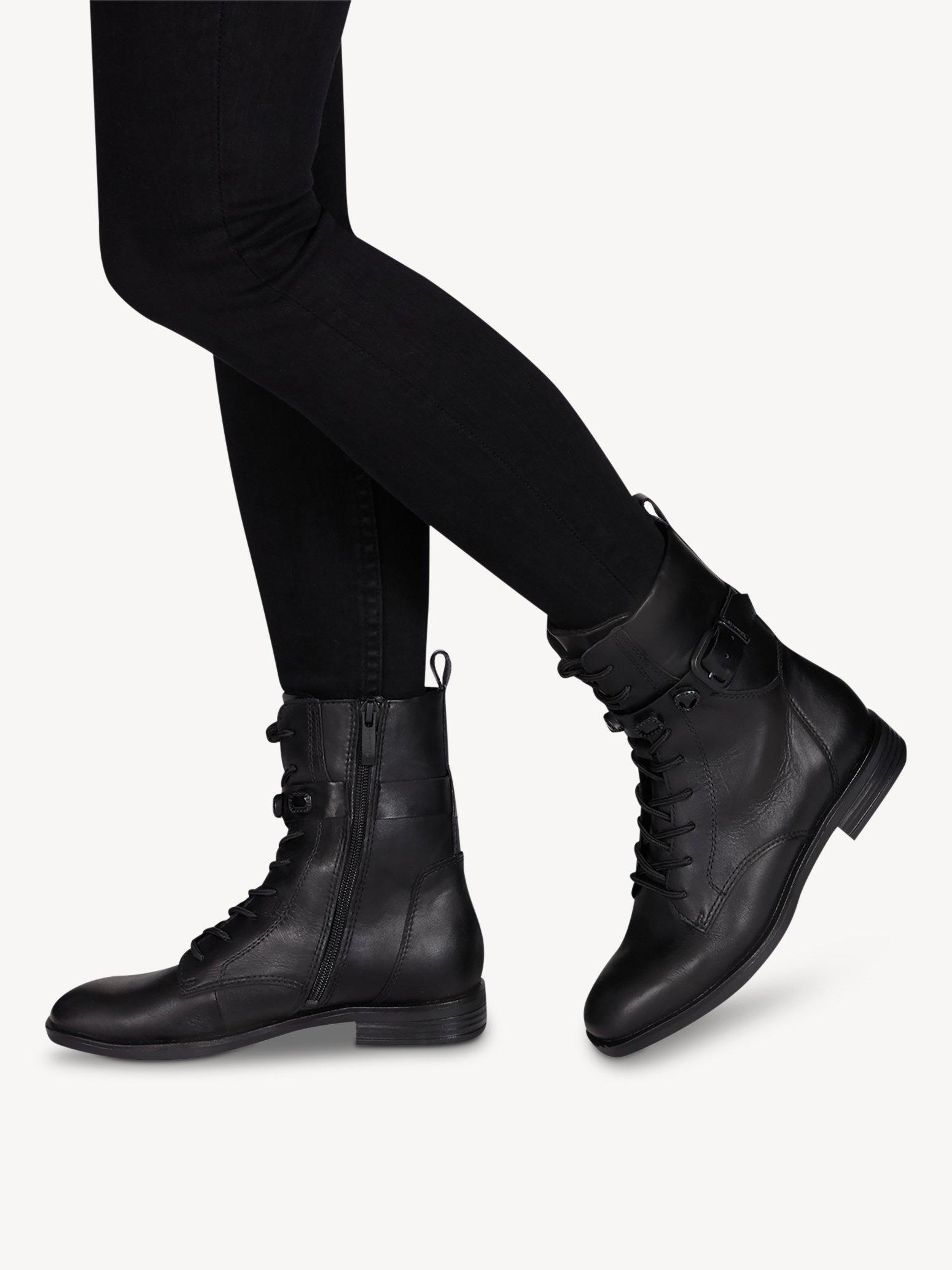 Ботинки Tamaris 1-1-25125-25-001 фотография