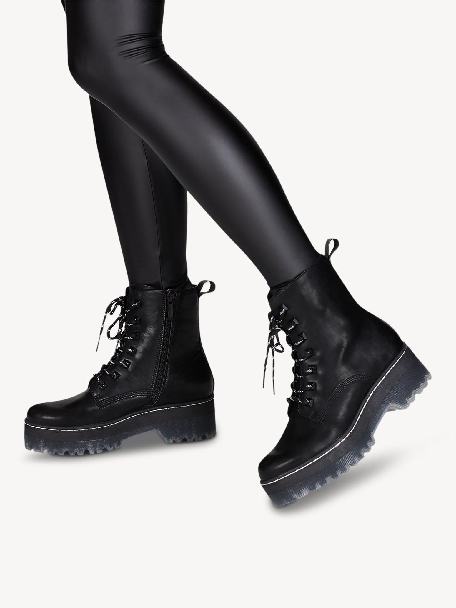 Ботинки Tamaris 1-1-25220-25-009 фотография