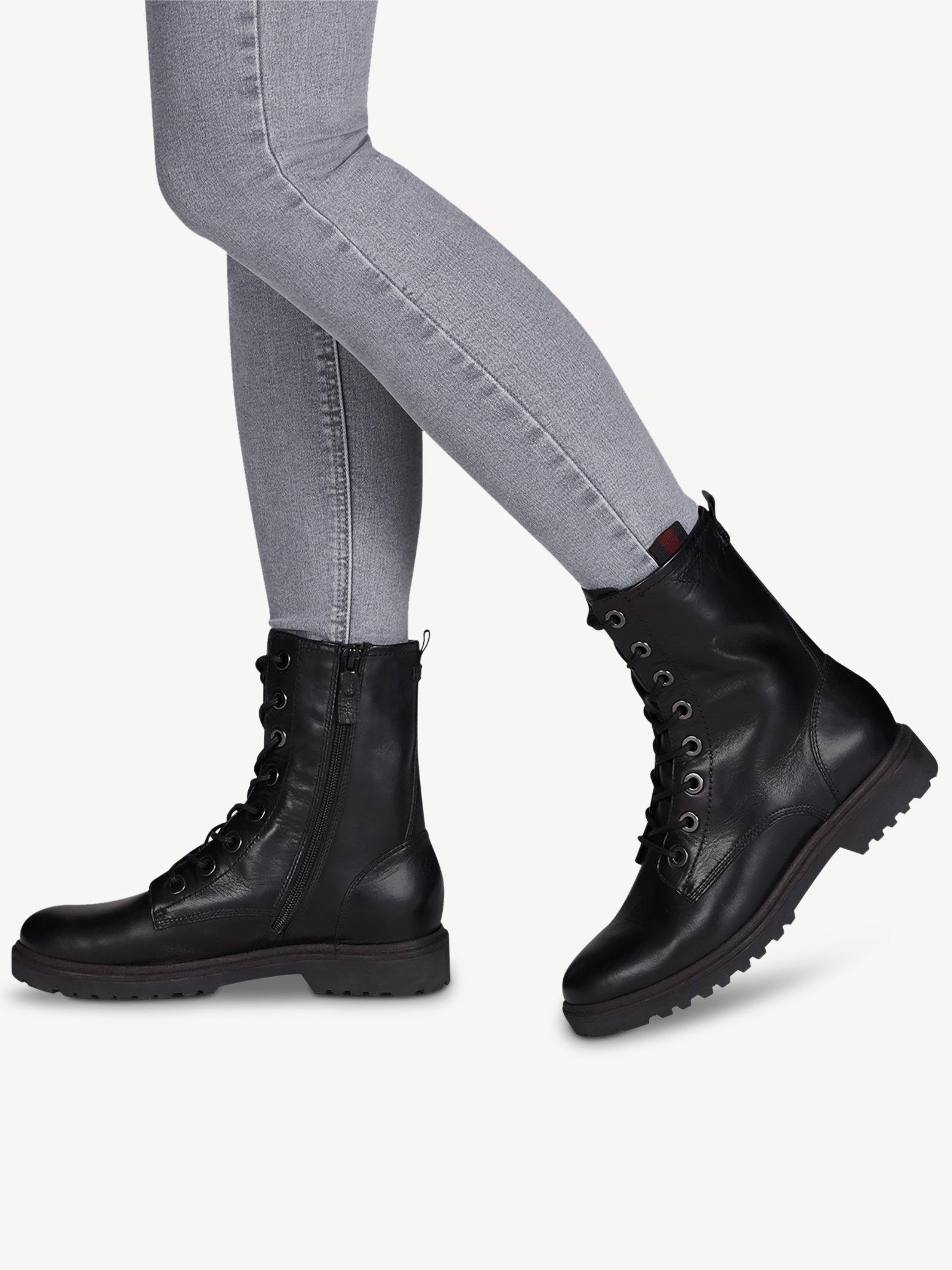 Ботинки Tamaris 1-1-25214-25-003 фотография