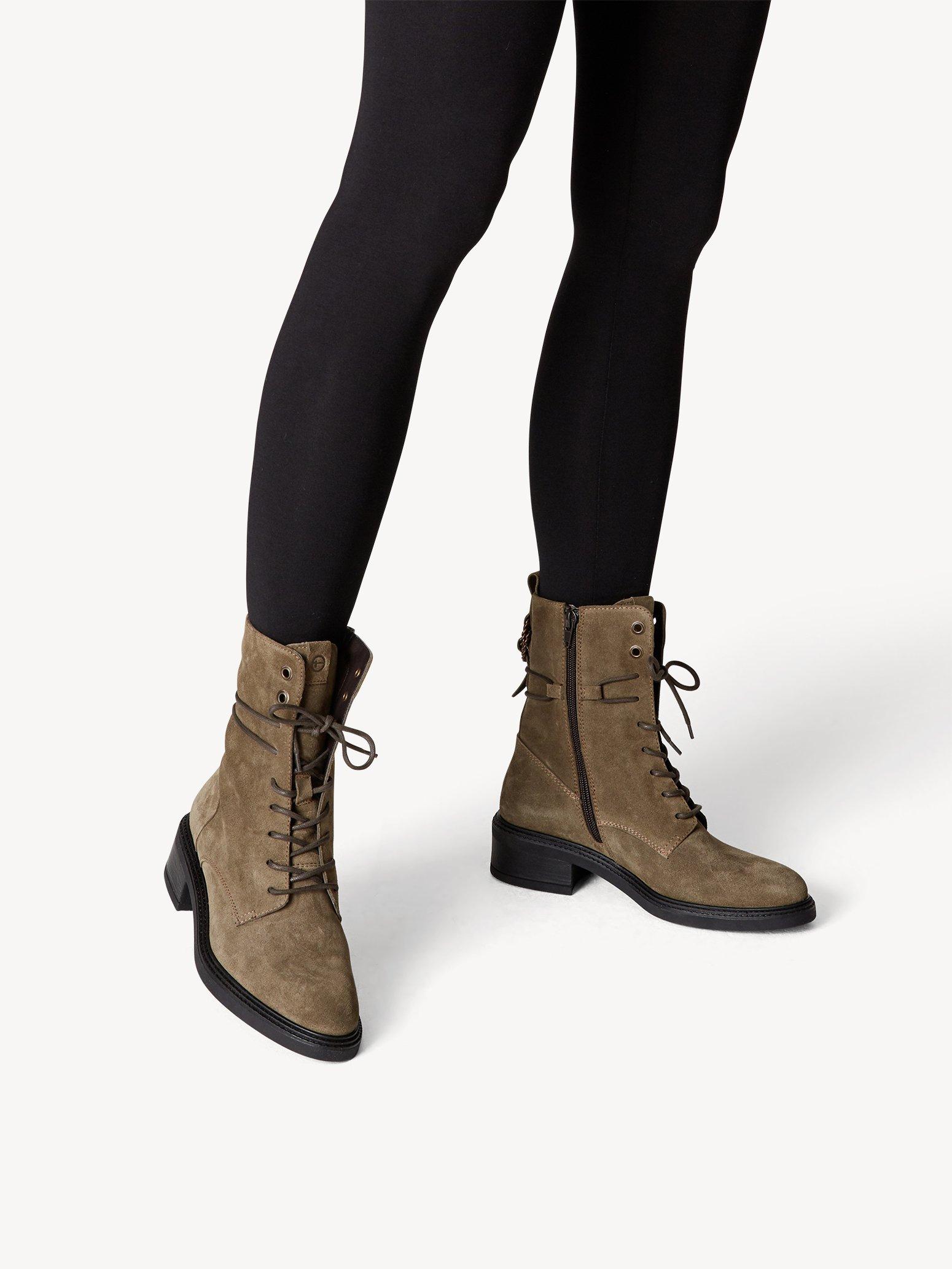 Ботинки Tamaris 1-1-25102-27-722