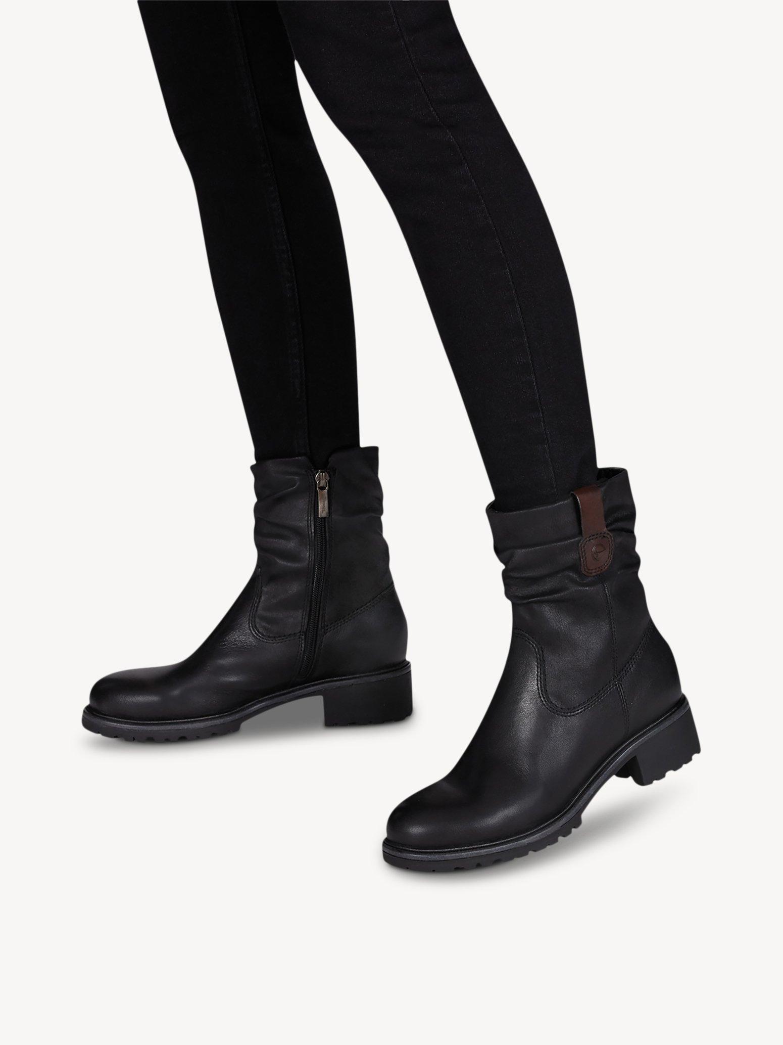 Ботинки Tamaris 1-1-26441-25-001 фотография