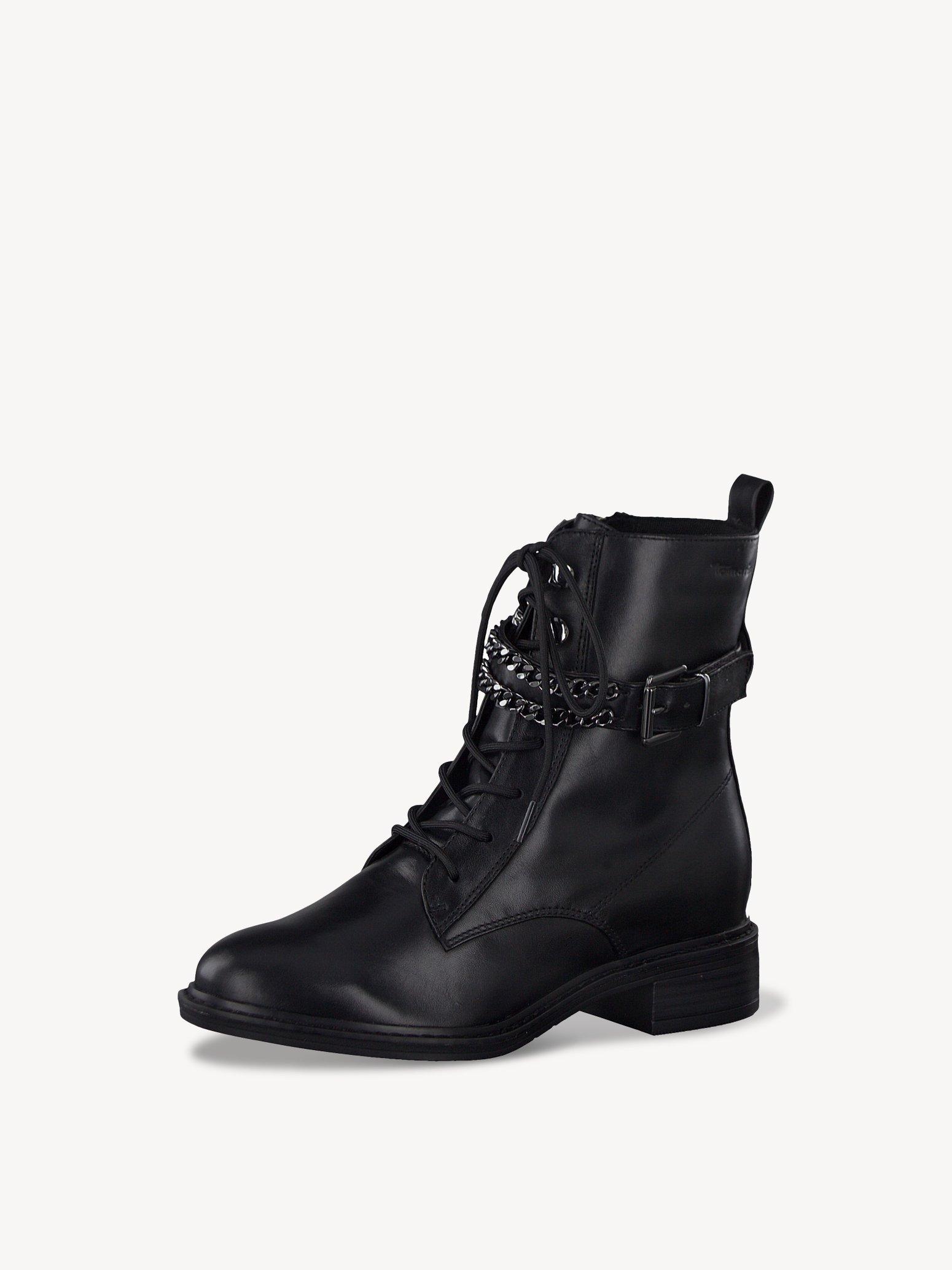 Ботинки Tamaris 1-1-25114-25-001 фотография