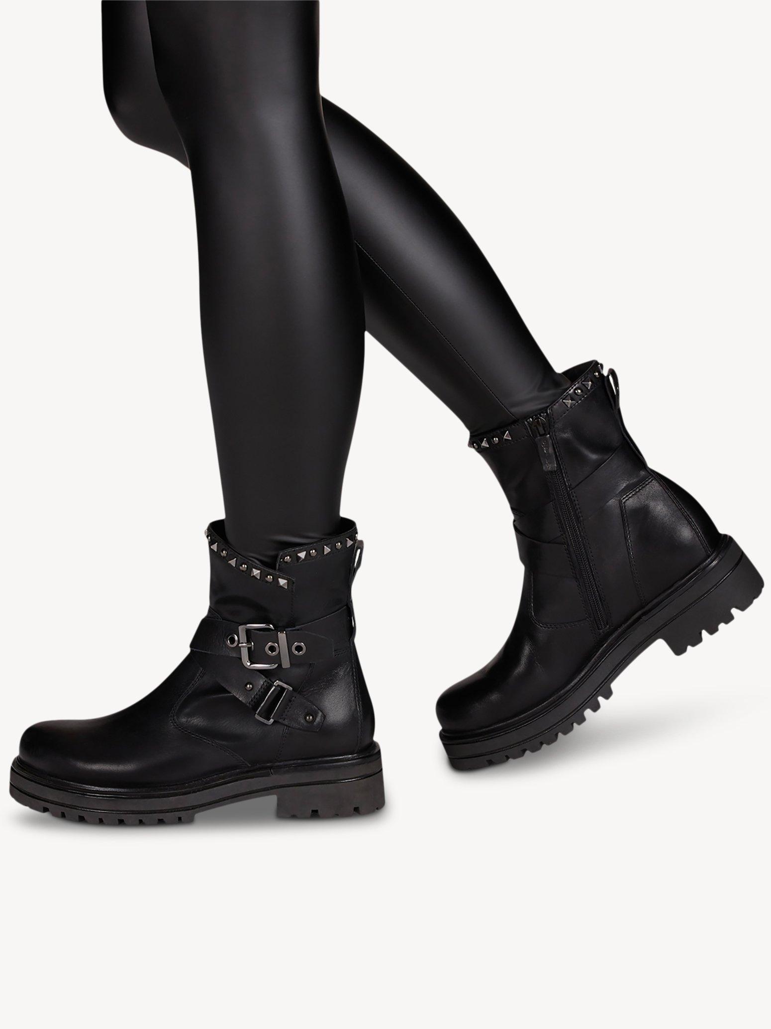 Ботинки Tamaris 1-1-25425-25-001 фотография